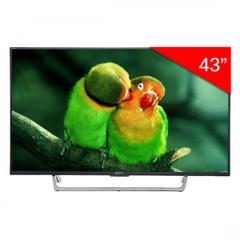 Smart TV Sony LED Bravia KDL- 50W660F 50 inches