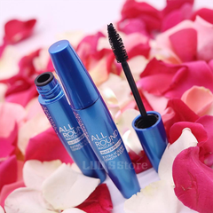 Mascara Waterproof Mascara Blackest Black 010 12 ml