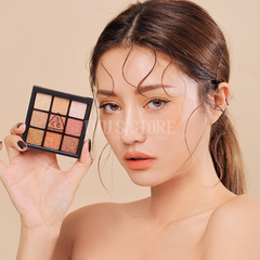 Bảng Phấn Mắt 3CE Multi Eye Color Palette #All Nighter