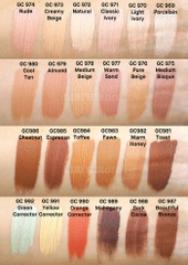 Kem che khuyết điểm Pro Conceal HD High Definition Concealer