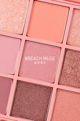 Bảng Màu Mắt 3CE Multi eye Color Plalette Beach Muse