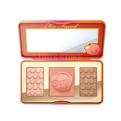 Phấn má hồng Sweet Peach Glow Peach-Infused Highlighting Palette