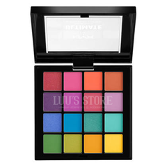Bảng Phấn Mắt NYX 16 Ô Brights Ultimate Shadow Palette