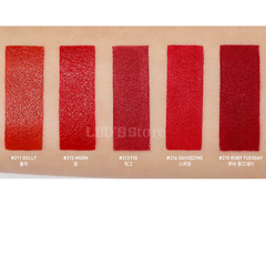 Bảng màu son 3CE Red Recipe Lip Color Mini Kit
