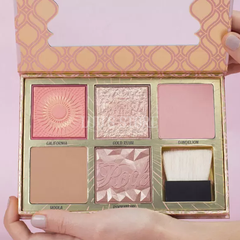 Phấn má hồng Benefit Blush Bar Bronzer & Blush Palette Limited Edition