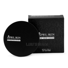 Phấn Nước Cushion April Skin Magic Snow Hàn Quốc