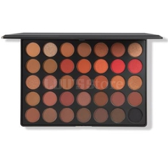 Bảng phấn mắt Morphe 35O2 - SECOND NATURE EYESHADOW PALETTE