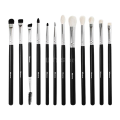 Bộ cọ mắt Morphe SET 702 - 12 PIECE EYE-CREDIBLE