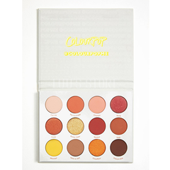 Phấn Mắt Colourpop Yes, Please! Pressed Powder Shadow Palette