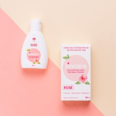 Dung dịch vệ sinh Lincare ROSE