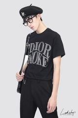 Baroque Yellow Flower  Print Shirts