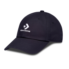 Converse Lock Up Baseball MPU Cap - Dark Obsidian