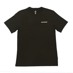 Converse All Star Short Sleeve Tee - Black
