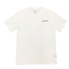 Converse All Star Short Sleeve Tee - White