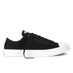 Converse Chuck Taylor All Star II Black / White - Low