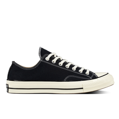 Converse Chuck Taylor All Star 1970s Black / White - Low