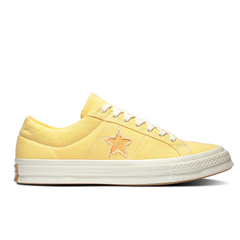 Converse One Star Sunbaked Butter Yellow Men Shoes - Low