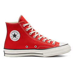 Converse Chuck Taylor All Star 1970s Enamel Red - Hi