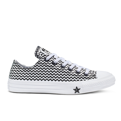 Converse Chuck Taylor All Star VLTG Low - White / Black