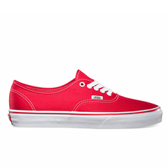 Vans Authentic Red White