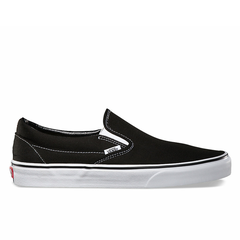 Vans Classic Slip-On Black White