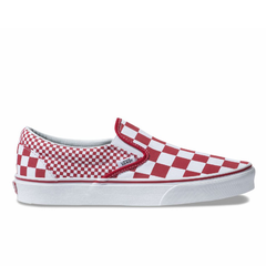 Vans Slip-On Mix Checker Chili Pepper