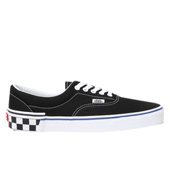 Vans Era Check Block Black