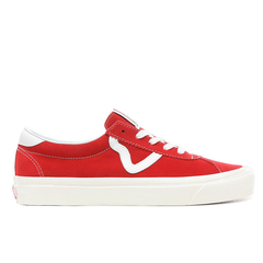 Vans Anaheim Factory Style 73 Dx  Racing Red