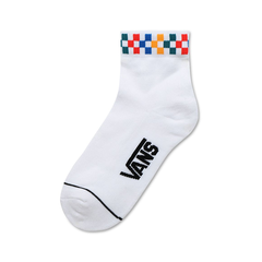 Vans Peek-A-Check Crew Socks