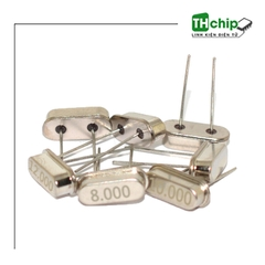 Thạch anh 25Mhz HC49 DIP