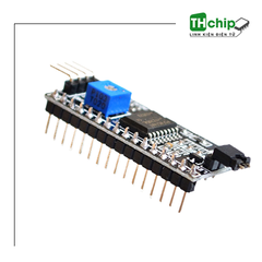 Module I2C giao tiếp LCD