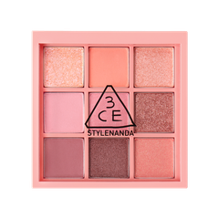 Bảng Phấn Mắt 9 ô 3ce Multi Eye Color Palette #Beach Muse