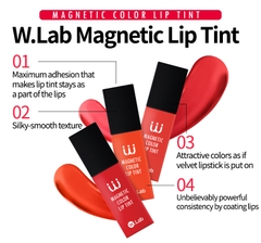 W.lab Magnetic color lip tint #02