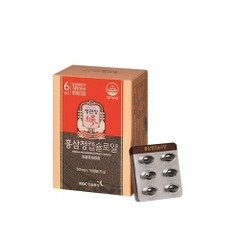 Cheong Kwan Jang Korean Red Ginseng Extract Capsule Royal (500mg*300 viên)