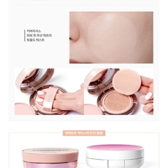 Phấn Nước Trang Điểm Banila Co. Covericious Power Fit Cushion 14g