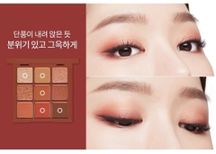 Bảng Phấn Mắt 9 Màu Etude House Play Color Eyes Maple Road 8.1g