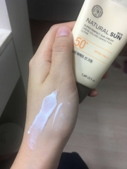 Kem Chống Nắng The Face Shop Natural Sun Eco Super Pefect Sun Care 50ml SPF50+PA+++