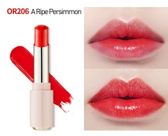 Son Màu Dưỡng Môi Etude House Better Lips - Talk #OR206 Ripe Persimmon (3.5g)