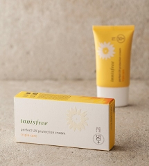 Kem Chống Nắng 3 In 1 Innisfree Perfect UV Protecttion Cream Triple Care 50ml SPF50+/ PA+++