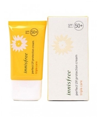 KEM CHỐNG NẮNG INNISFREE PERFECT UV PROTECTION CREAM ANTI POLLUTION