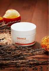 Sáp Tẩy Trang Aromatica Orange Cleansing Sherbet 180g