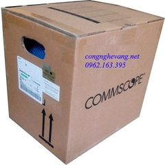 Cáp Mạng Commscope AMP 305m Cat6 UTP 1427254-6