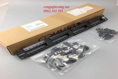 Patch Panel Commscop 24 Port Cat6 Nhân Rời