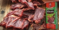 Buffalo Jerky Lemongrass 45g