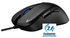 Mouse Fuhlen G90 Optical Black USB