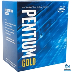 CPU Intel Pentium Gold G5400 3.7 GHz / 4MB / 2 Cores, 4 Threads / HD 610 Series Graphics / Socket 1151 (Tray , No Fan)