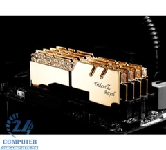Kit Ram G.SKILL TRIDEN Z Royal -16GB (2x8) DDR4 3000MHz