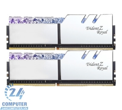 Bộ Kit Ram G.SKILL TRIDEN Z Royal - 16GB (2x8) DDR4 3000MHz