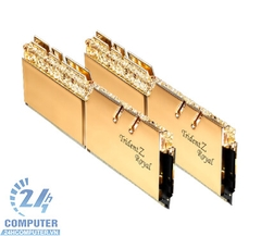 Dual Channel Kit Ram G.SKILL TRIDEN Z Royal - 16GB (2x8) DDR4 3200MHz
