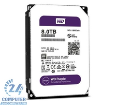 WD HDD PURPLE 8TB 3.5